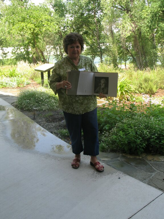 Linda Malone a Wintu Elder