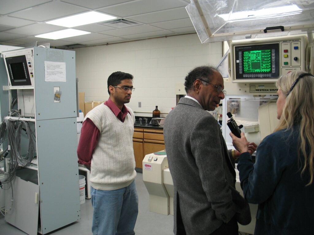 Clarkson Laboratory